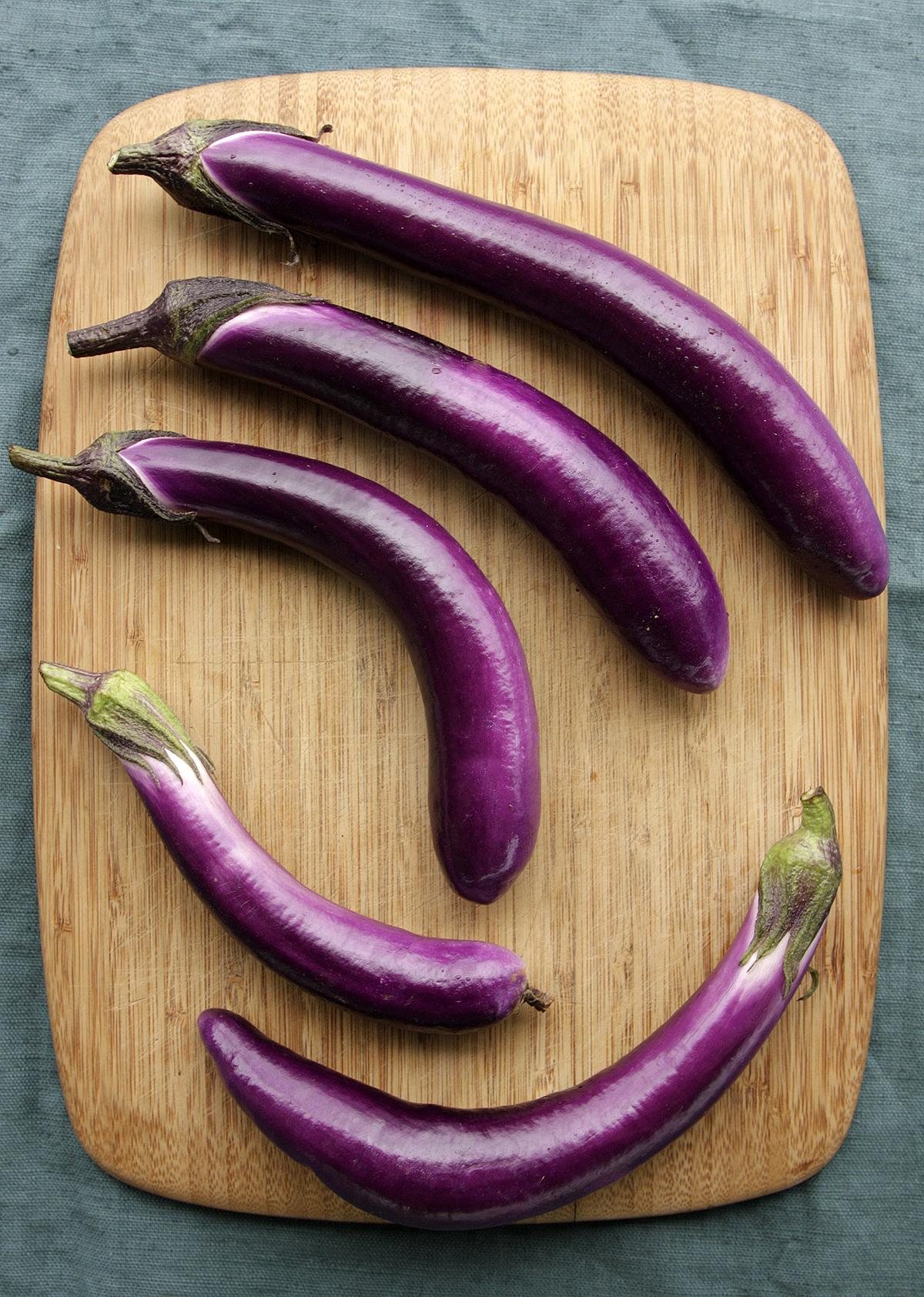 Ping Tung Long Eggplant